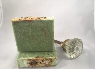 Alaska Made Grasshopper Soap Bar Alaska Natural Bath Products by Northern Lite Naturals