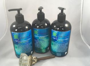 Alaska Made Light & Luscious Lotion - 16 oz Alaska Natural Bath Products by Northern Lite Naturals