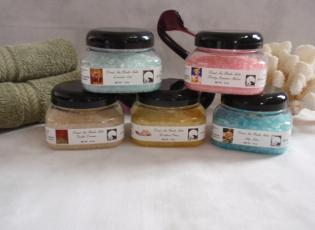 Dead Sea Spa Salts Alaska Natural Bath Products by Northern Lite Naturals