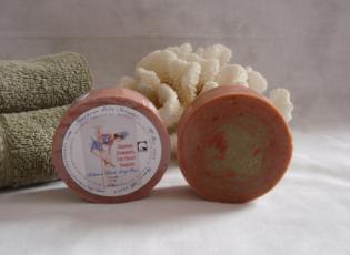Alaska Made Autumn Blush Soap Bar Alaska Natural Bath Products by Northern Lite Naturals