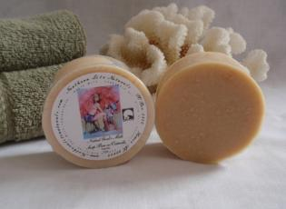 Naked Goats Milk Soap Bar w/Oat Milk Alaska Natural Bath Products by Northern Lite Naturals