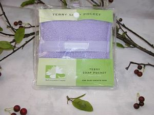 Terry Soap Pocket